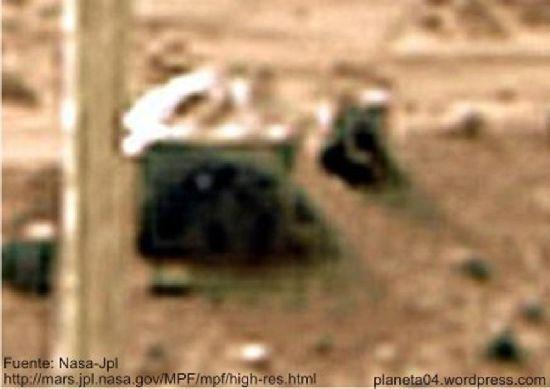 Marte : Misterio y Anomalías M15e_112