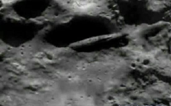 ¿Base Alien en la Luna? Misterios y Anomalias Nave610
