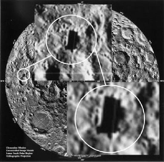 ¿Base Alien en la Luna? Misterios y Anomalias Nave_010