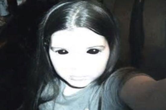 Aparición de la niña de ojos negros en Cannock Chase, Inglaterra después de 30 años On2_110