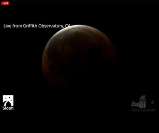 "Eclipse total de Luna, ""Luna de Sangre"" miércoles 8 de octubre Portap15"