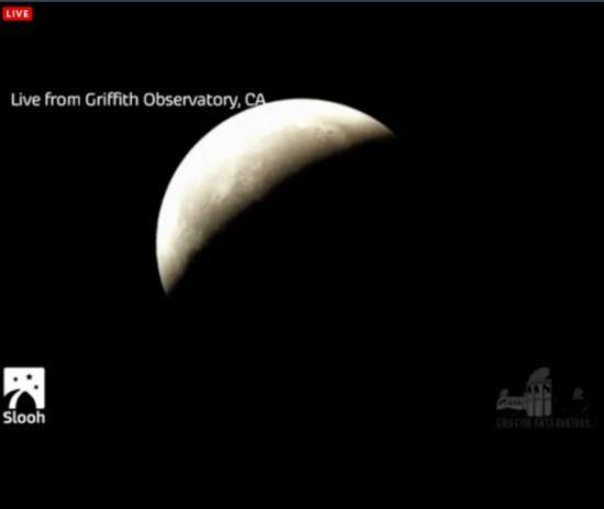"Eclipse total de Luna, ""Luna de Sangre"" miércoles 8 de octubre Portap17"