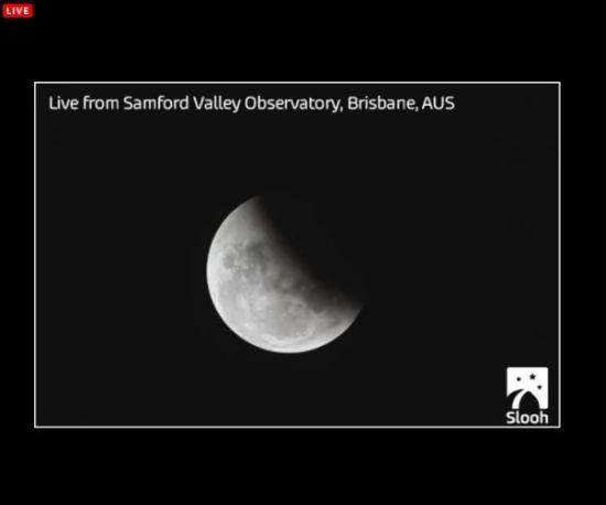 "Eclipse total de Luna, ""Luna de Sangre"" miércoles 8 de octubre Portap20"