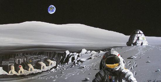 ¿Base Alien en la Luna? Misterios y Anomalias Rusia10