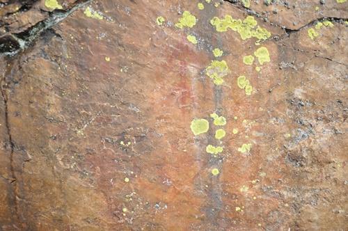 Arte rupestre 'invisible' en las cuevas de la meseta  Slide_13