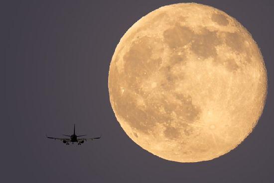 Esta noche, 09 de Septiembre de 2014, la última súper-luna se despide del cielo planetario hasta el 2034 Super_12
