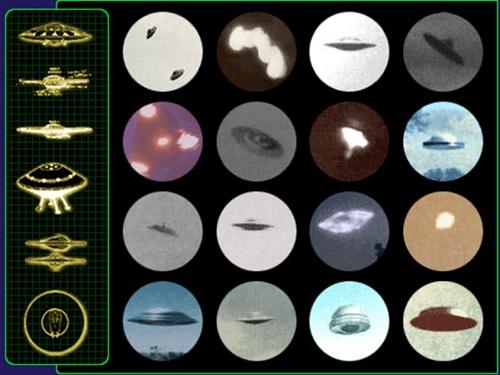 OVNI. Gráficas y sus tipos Tipos-10