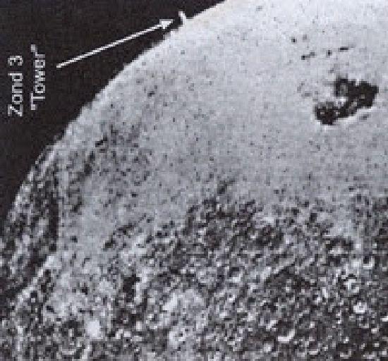¿Base Alien en la Luna? Misterios y Anomalias Torre110