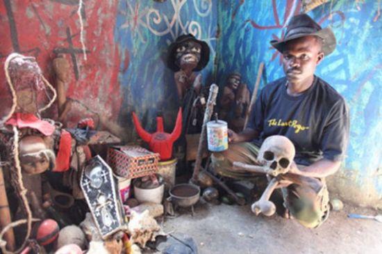 Los Zombis misterio real en Haití Zombis10