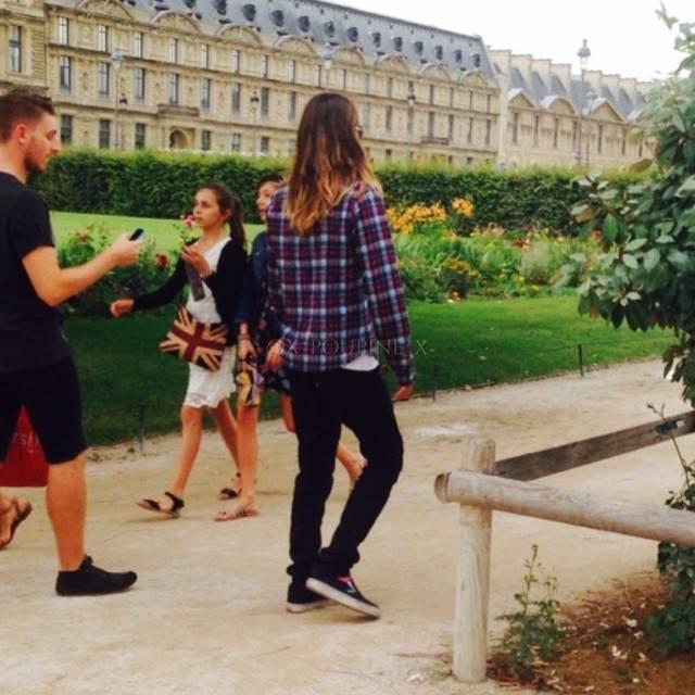 30 Seconds To Mars à Paris @ Fashion Week - juillet 2014 [photos] 10410710