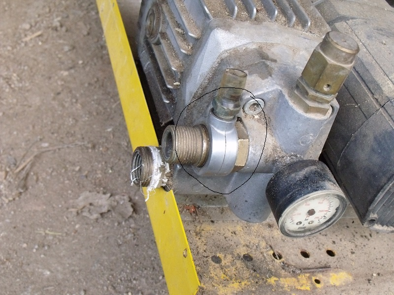 nettoyeur a pression D412