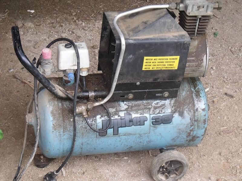 aide pour un compresseur D611