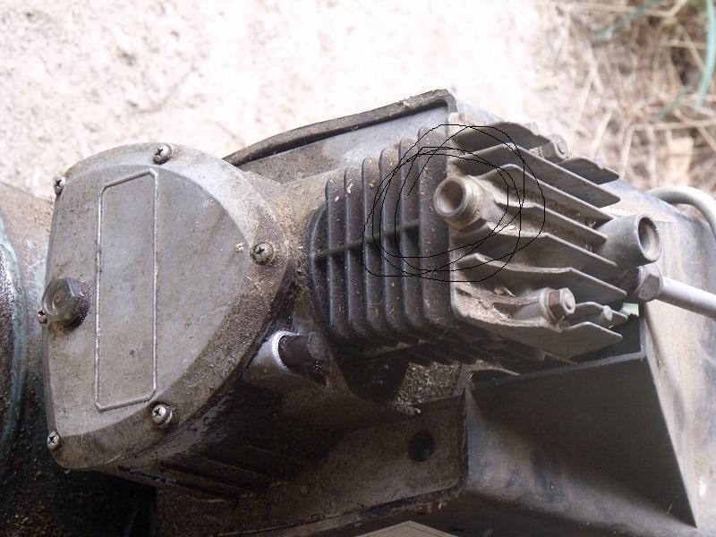 aide pour un compresseur D711