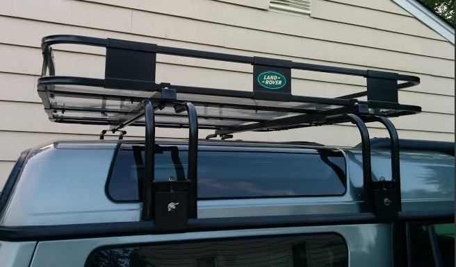OEM D2 Rack for sale $300 OBO Rack11