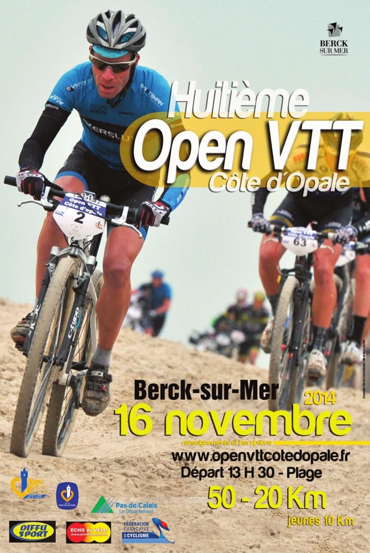 [62] Open enduro VTT sur sable, Berck sur Mer 16/11/2014 8eopen10