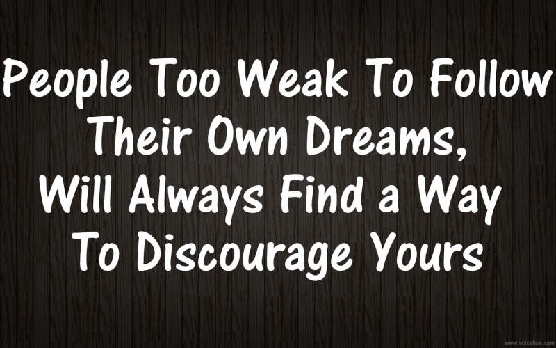 People Too Weak To Follow Their Own Dreams... 1-dark10
