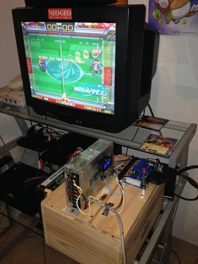 Mon slot Neo Geo consolisé :D Img_1118