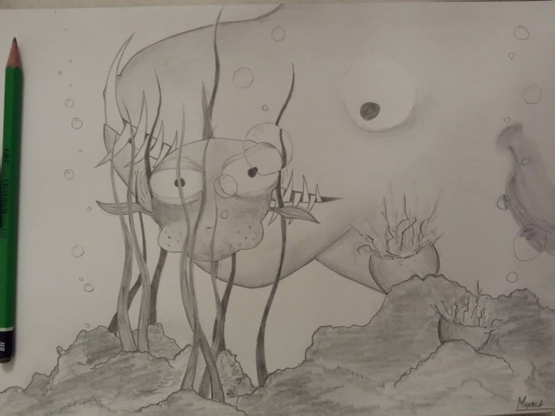 mes dessins 10352910