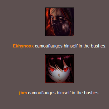 \o/Hunger Games \o/ 2f10