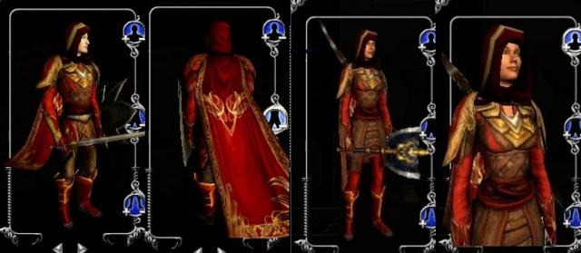 Les Griffons De Minas Tirith - Portail Tenue-12