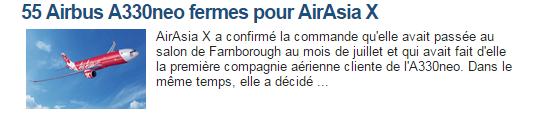 News Aéronautique 2014-127