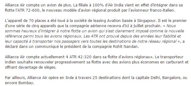 News Aéronautique 2014-131