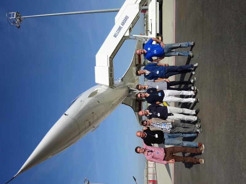 Visite des installations d'Airbus à Toulouse  //  Prix sécu du Défi 100 24 Dsc04110