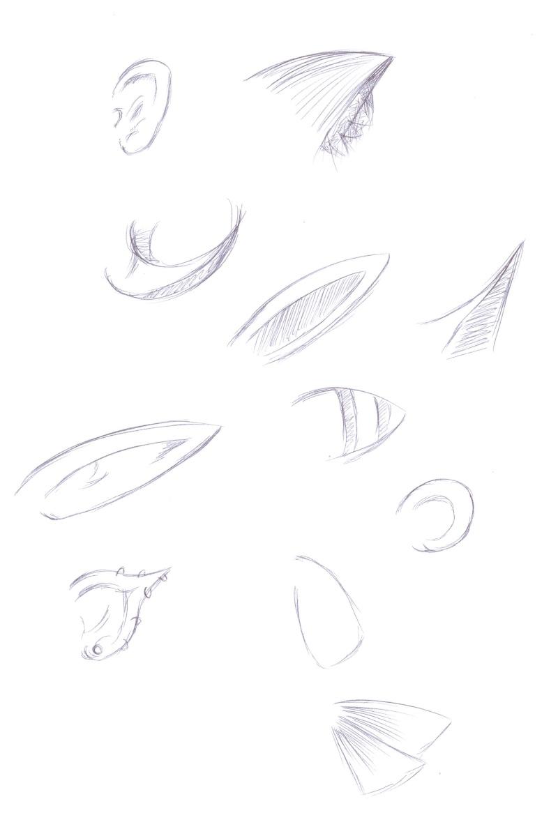 [Aide] Modèles pour les yeux,nez,... Manga_23