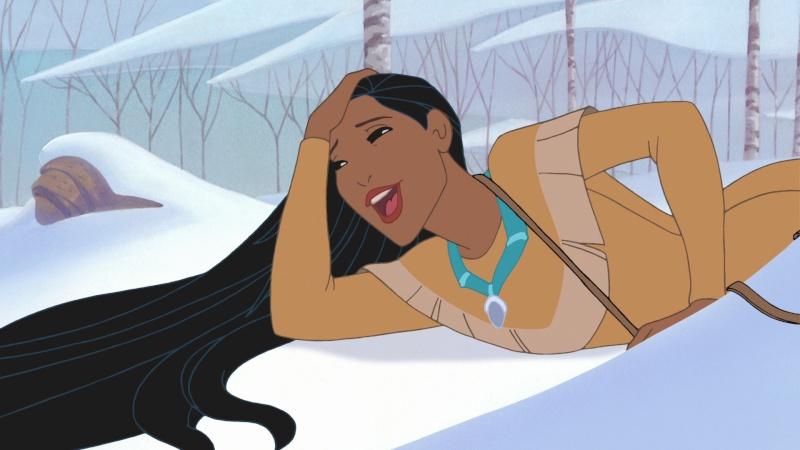 Pocahontas 2, and the animators thoughts Pocaho10