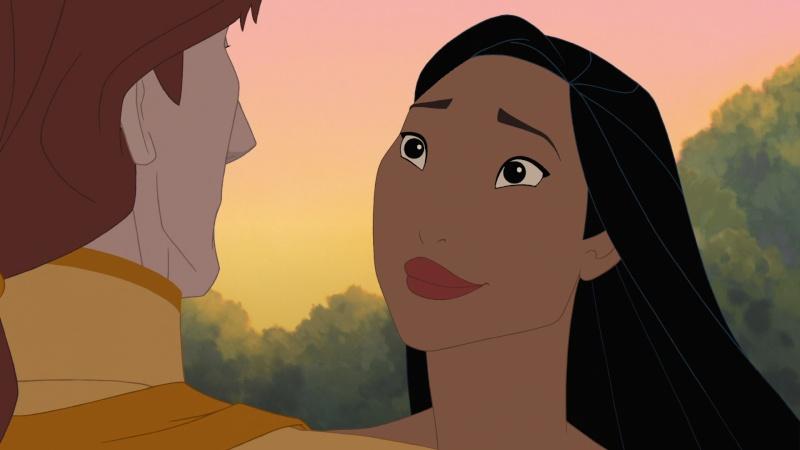 Pocahontas 2, and the animators thoughts Pocaho11