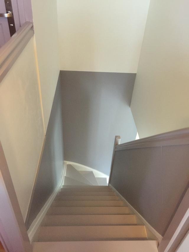 Escalier repeint et montée d'escalier relooke Img_0517