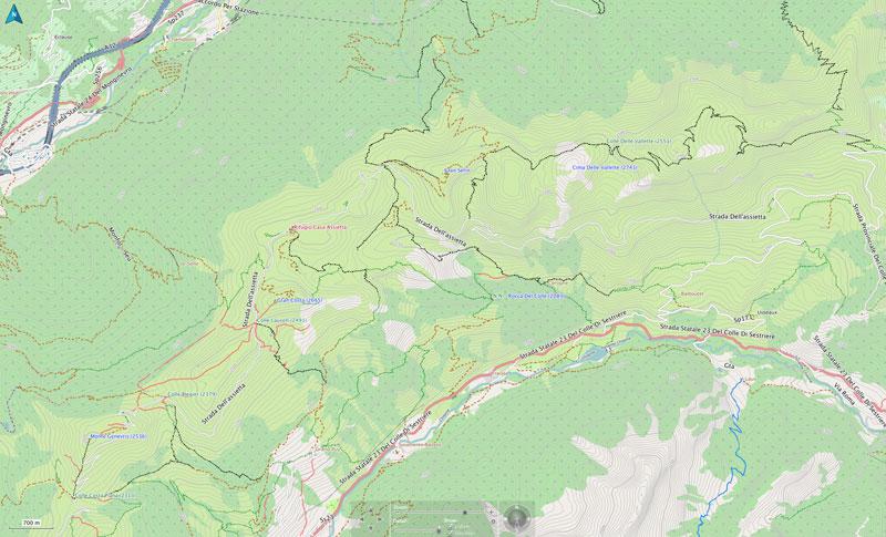 """Tuto """"Route sinueuse"""" : utilisation de l'option dans Basecamp, sans l'utiliser sur le GPS - Page 3 Screen12"""