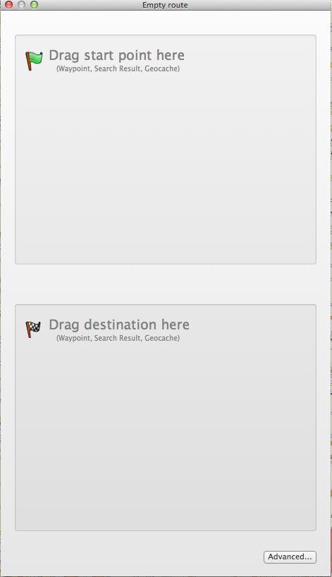 Difficultés pour création itinéraire simple Screen54