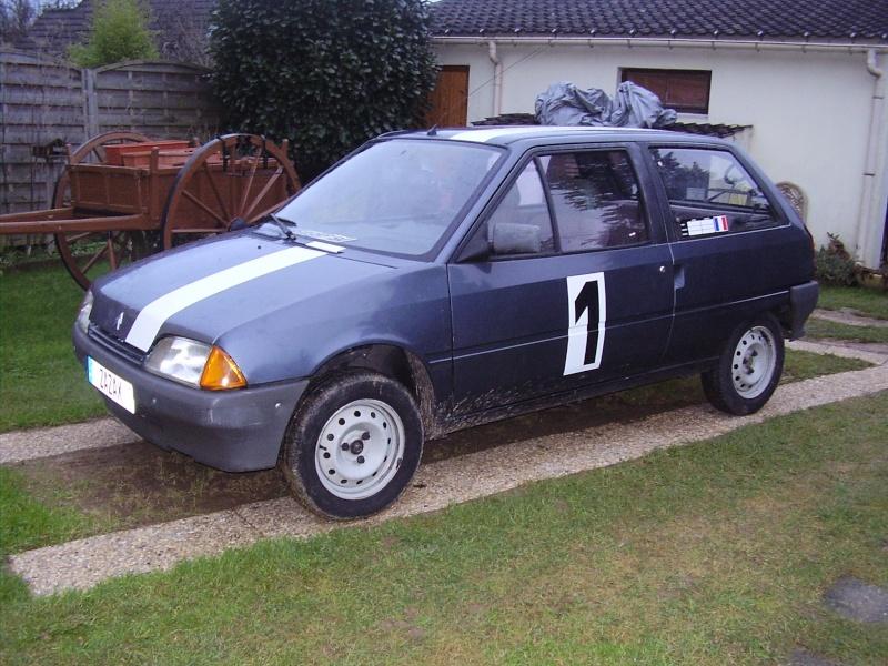 L'AX 14 TRS la plus rapide du Nord de Bourges Pa190010