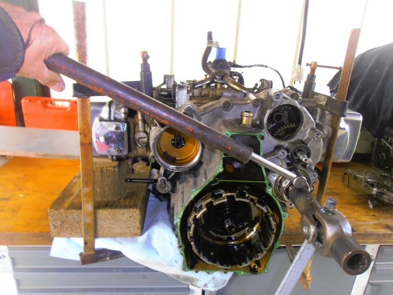 Refection carter arriére sur Honda Goldwing 1500 Pc160016