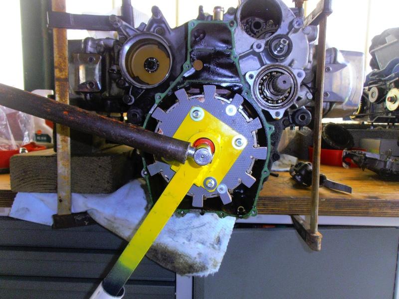 Refection carter arriére sur Honda Goldwing 1500 Pc180013