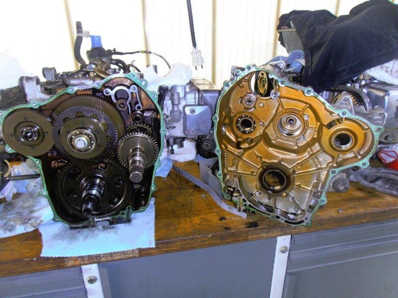 Refection carter arriére sur Honda Goldwing 1500 Pc200011