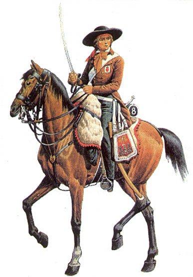 Planches de tenues de cavaliers Vendéens 26404210