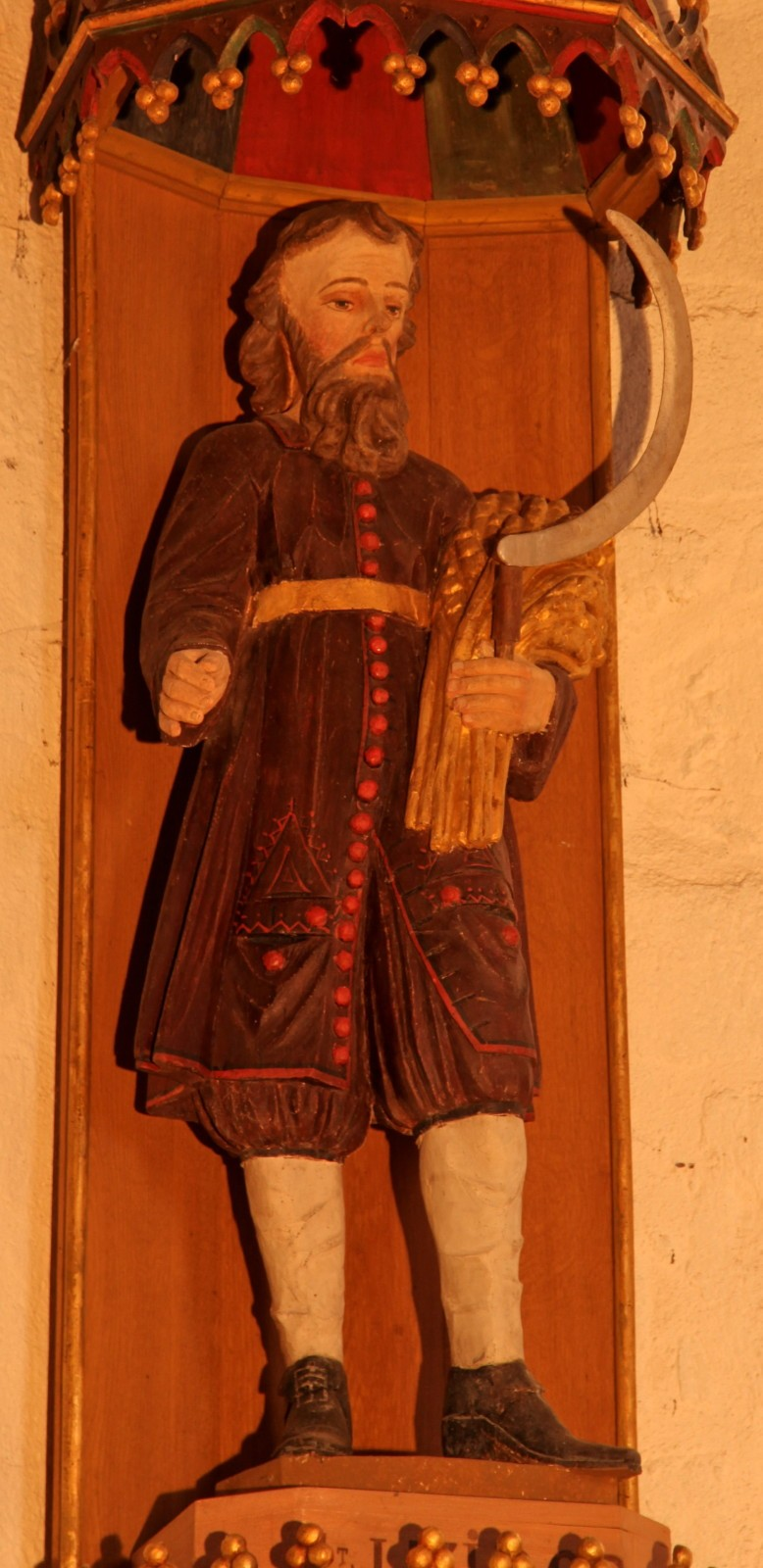 Saint-Isidore ou le costume Breton Aglise10