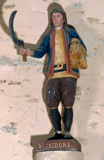 Saint-Isidore ou le costume Breton Aglise11