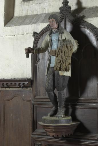 Saint-Isidore ou le costume Breton Aglise14