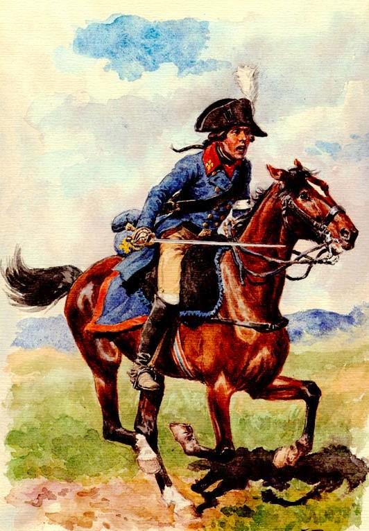 Planches de tenues de cavaliers Vendéens Cavale10