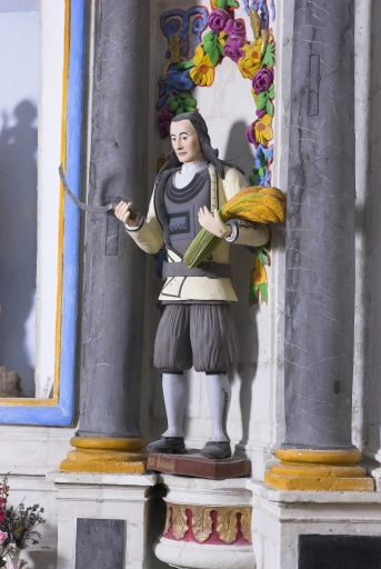Saint-Isidore ou le costume Breton Chapel14