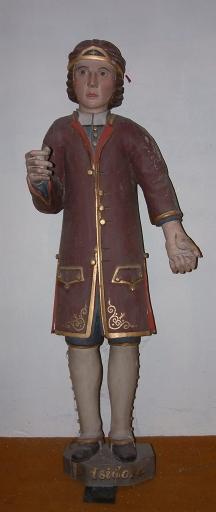 Saint-Isidore ou le costume Breton Chapel15