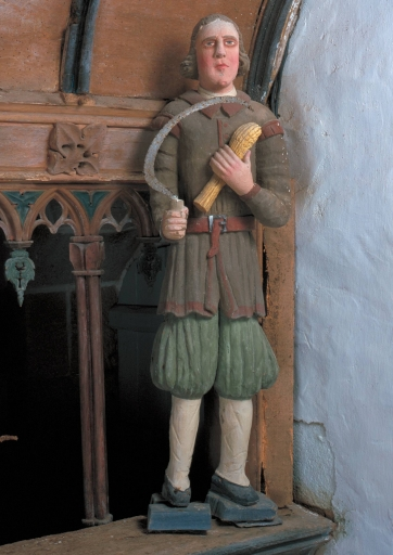 Saint-Isidore ou le costume Breton Chapel17