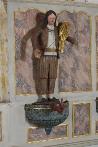 Saint-Isidore ou le costume Breton Chapel19