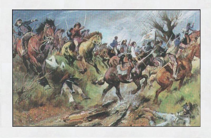 Planches de tenues de cavaliers Vendéens Chouan10