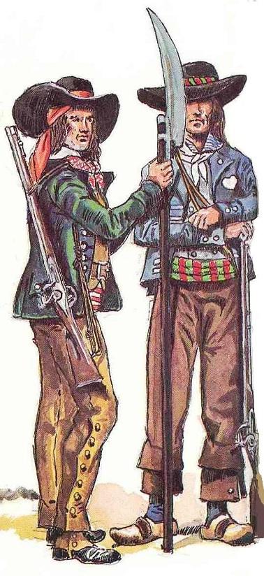 Planches de tenues de fantassins Vendéens Sans-t11