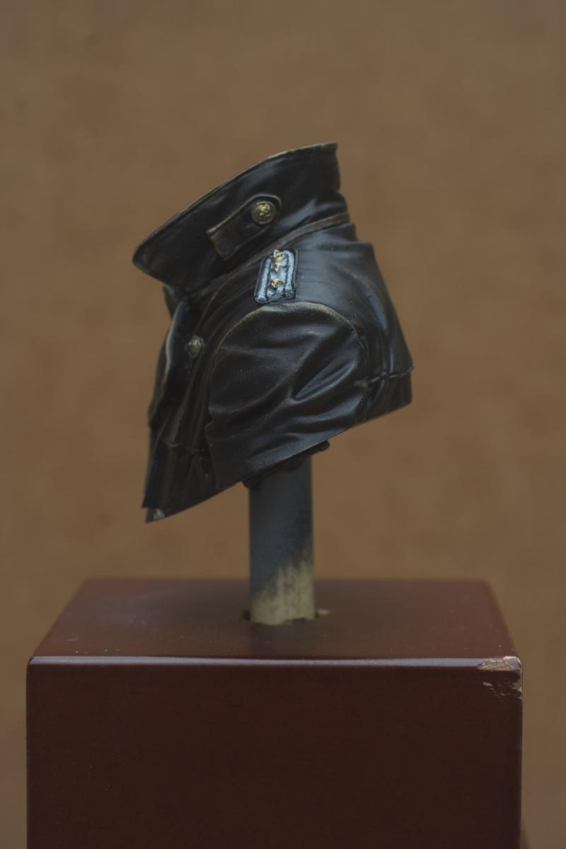 Buste U-Boat Commander - le début: la veste. 27/05 Img_5636