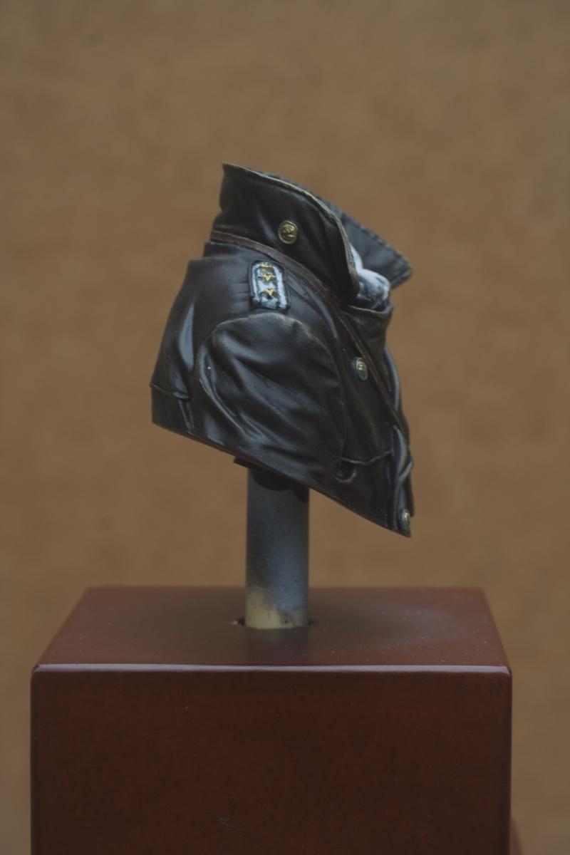 Buste U-Boat Commander - le début: la veste. 27/05 Img_5640